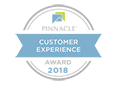 Pinnacle Customer Service Award