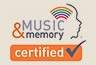 Music and Memory Certified